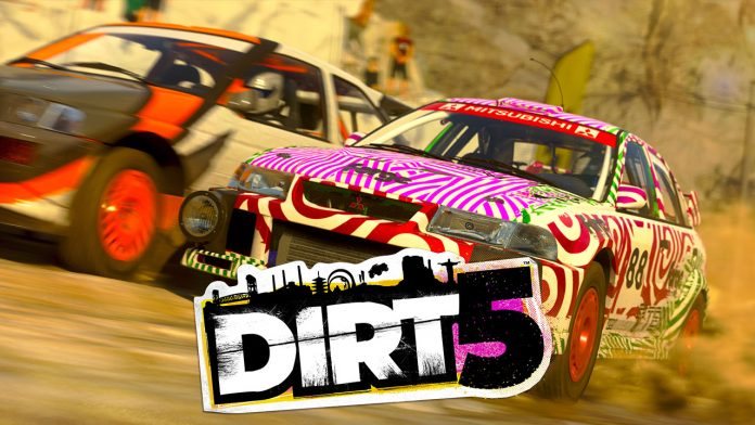 DIRT 5 se ha retrasado