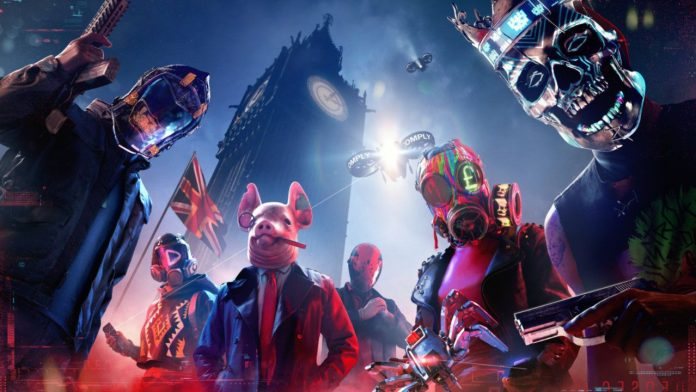 Watch Dogs Legion para discapacitados