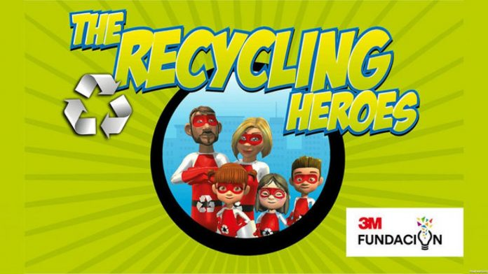 The Recycling Heroes ya está disponible
