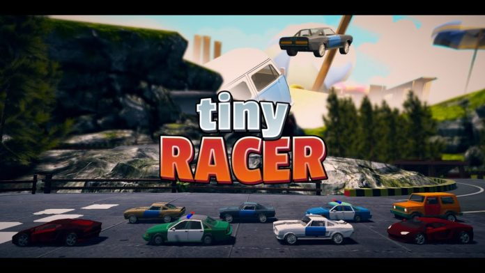 Tiny Racer, un adorable y pequeñpo juego de carreras, ya esýa doisponible en Switch