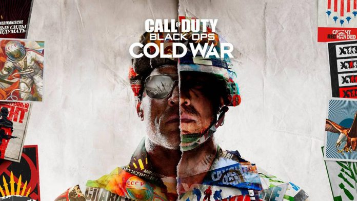 Call of Duty Black Ops Cold War muestra su primer arte oficial