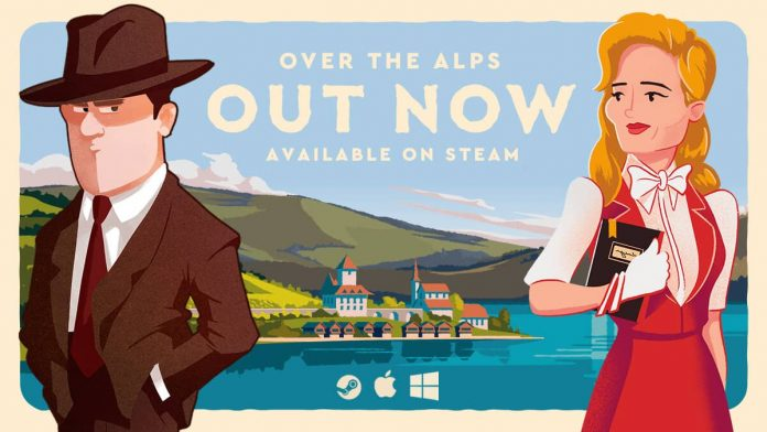 Over the Alps sale en Switch