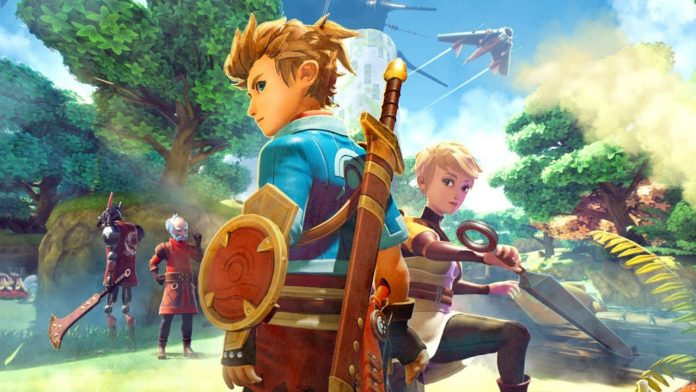Oceanhorn 2 Knights of the Lost Realm llegará a Switch