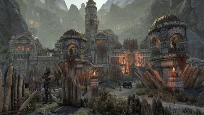 The Elder Scrolls Online Markath Portada