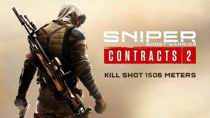 Sniper Ghost Warrior Contracts 2 1506 m.