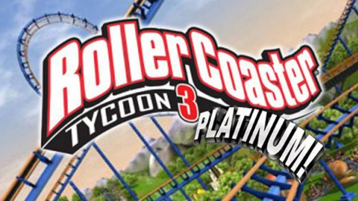 Rollercoaster Tycoon 3 Complete Edition se dirige a PC y Switch