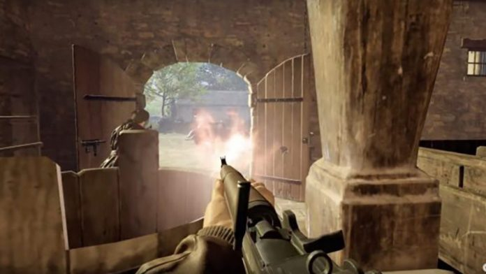 El pronto disponible Medal of Honor Above and Beyond te permitirá saltarte sus