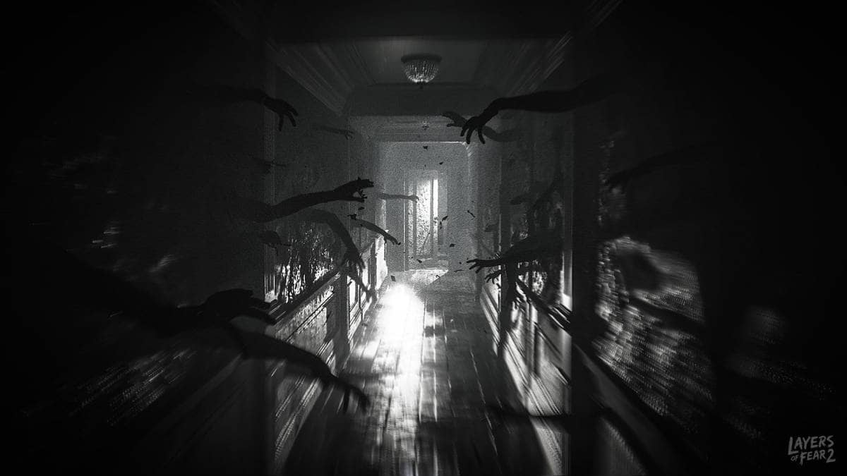 Layers of fear 2 en Epic Games Store