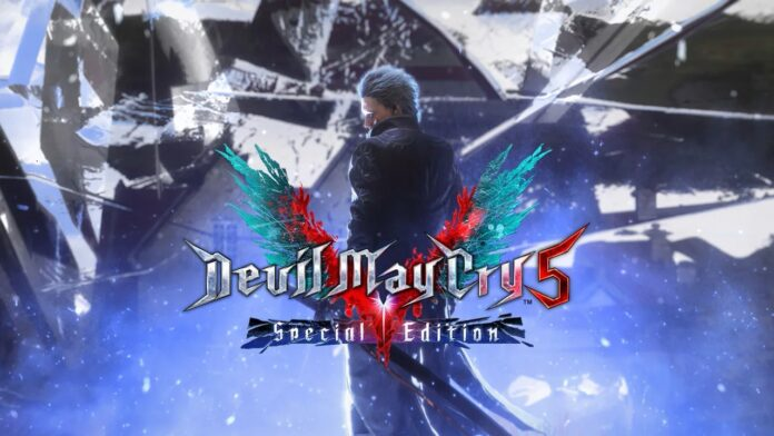 Devil May Cry 5 Special Edition se lanzará físicamente para PS5 y Xbox Series X/S