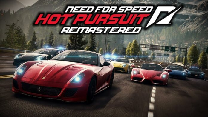Need for Speed: Hot Pursuit Remastered se lanza con cross-play el próximo mes