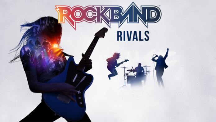 Rock band 4 será compatible con Xbox Series X/S y Playstation 5