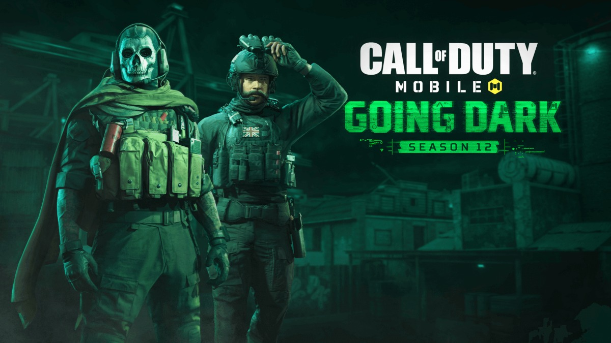 Call Of Duty MOBILE Going Dark