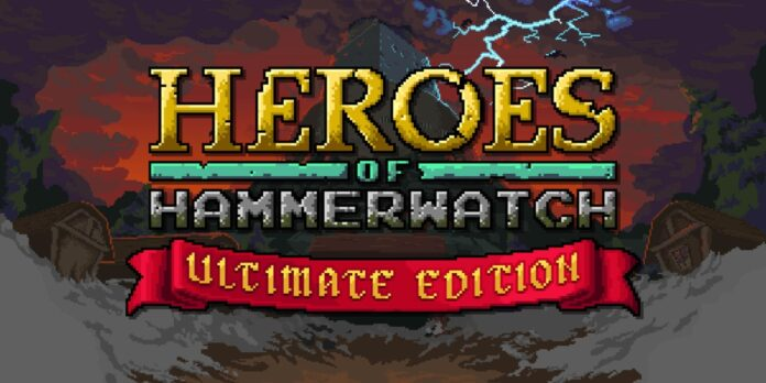 Portada Heroes of Hammerwatch Ultimate Edition