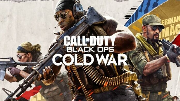 Call of Duty Black Ops Cold War Portada