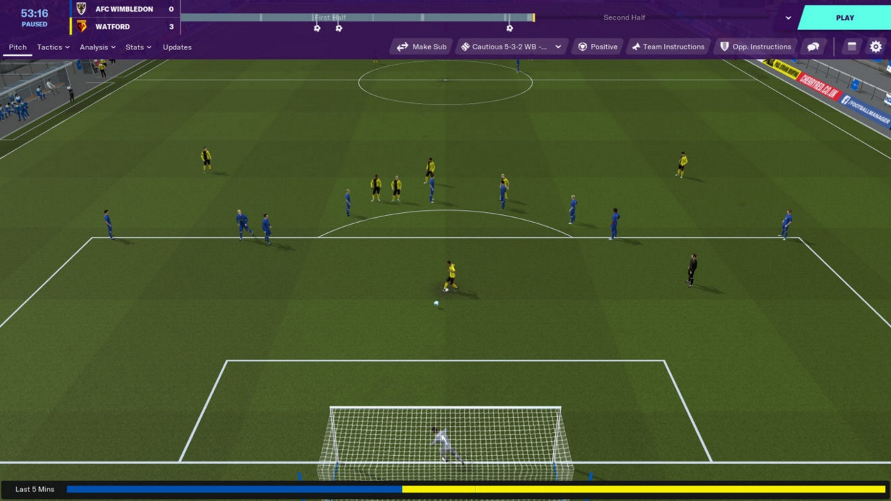Football Manager 2021 XBOX 3