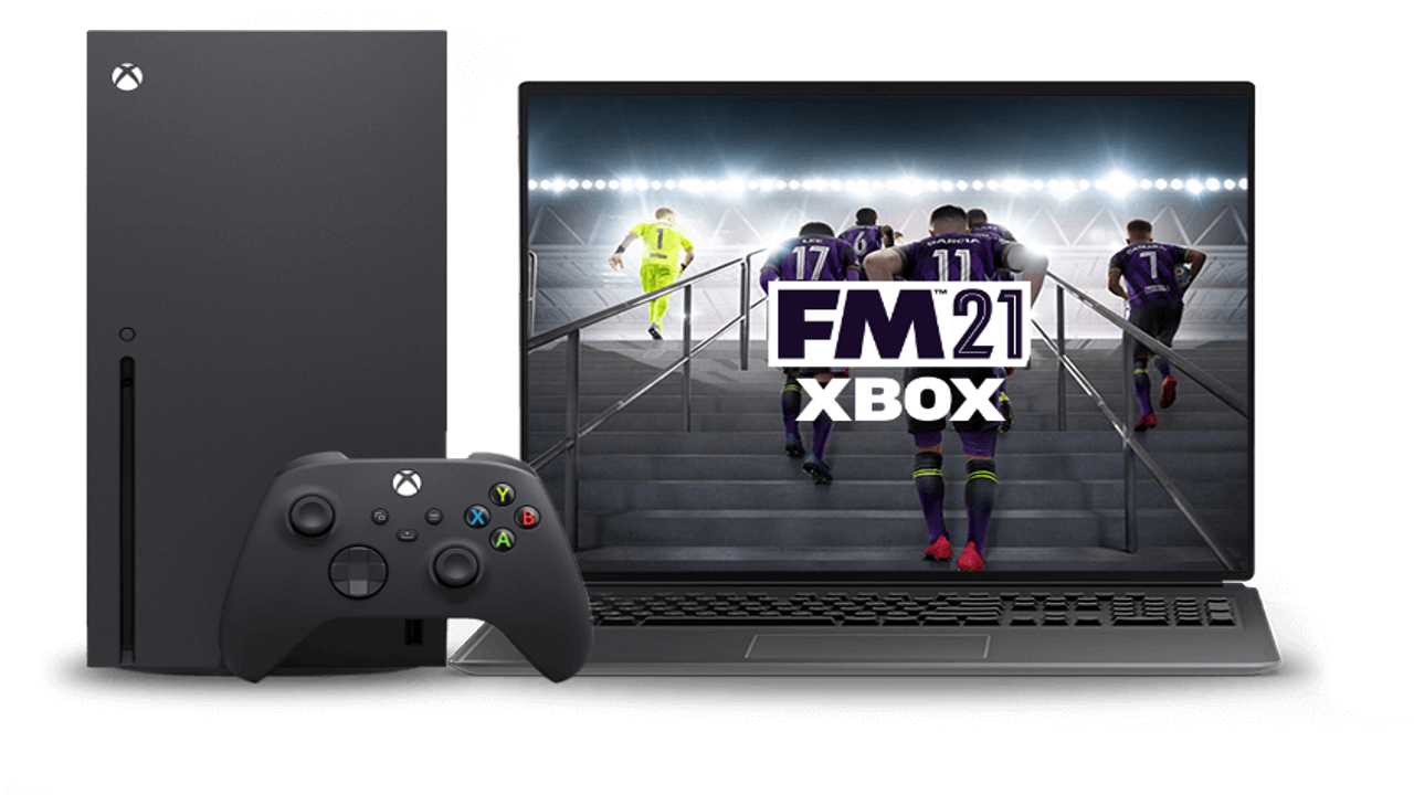 Football Manager 2021 XBOX 2