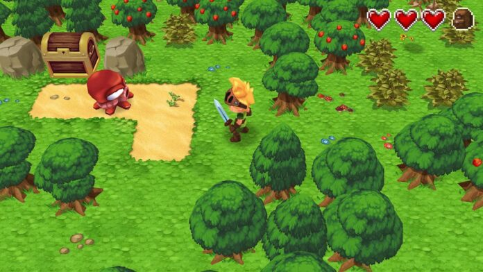 Evoland Legendary Edition llega en formato físico para PlayStation 4