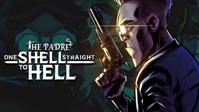 One Shell Straight to Hell te coloca la sotana del Padre Alexander para acabar con los demonios en un twin-stick shooter que alterna los géneros de roguelite y tower defense