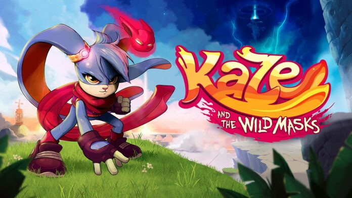 Se retrasa la edición física de Kaze and the Wild Mask