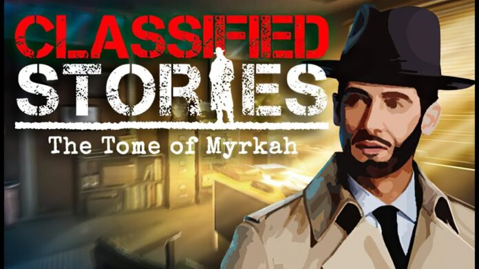Classified Stories The Tome of MIrkah