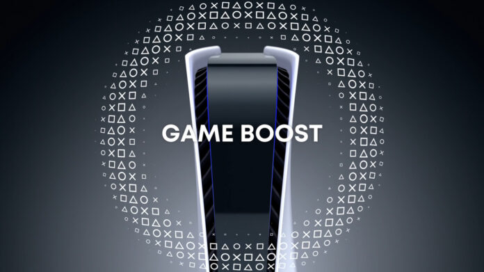 Sony Game Boost PS5