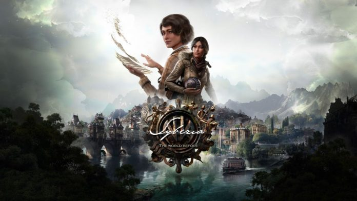 Syberia Before The Fall
